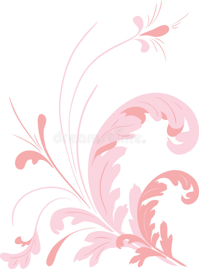 Free Floral Elements. Vector Stock Image - 3755671
