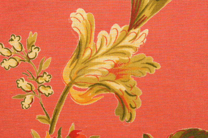 Download Floral fabric stock photo. Image of pattern, flower, fibers - 7354912