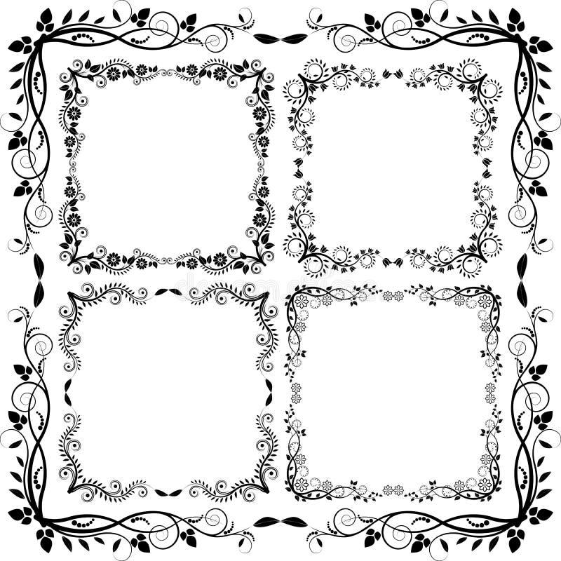 Download Floral Frame Stock Images - Image: 26668894