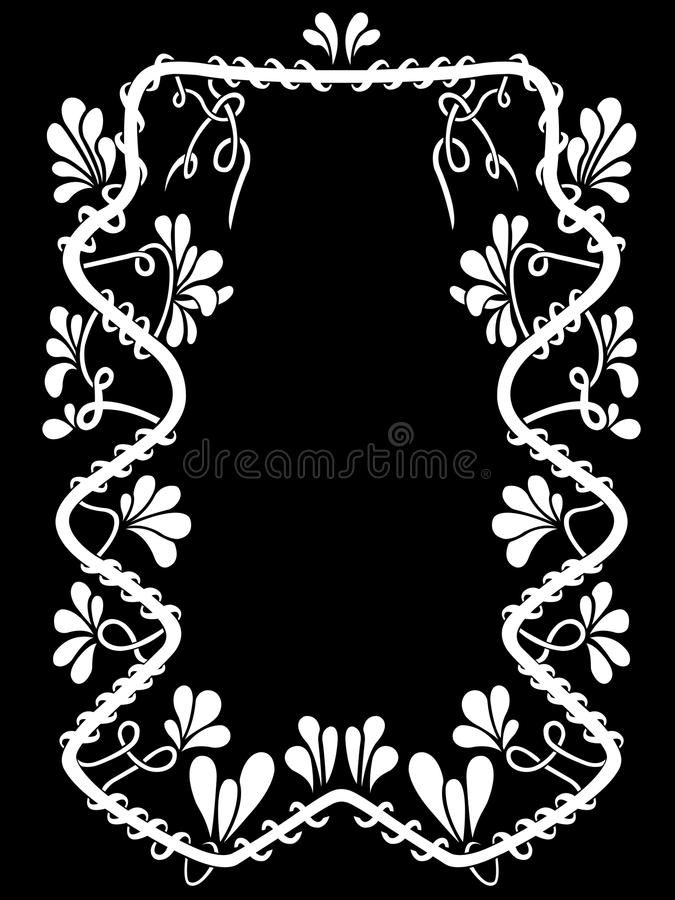 Download Floral Frame Royalty Free Stock Photography - Image: 28636167