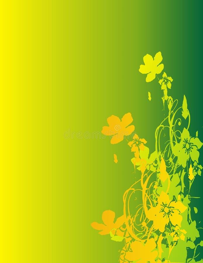 Download Floral Frame Stock Image - Image: 4266071
