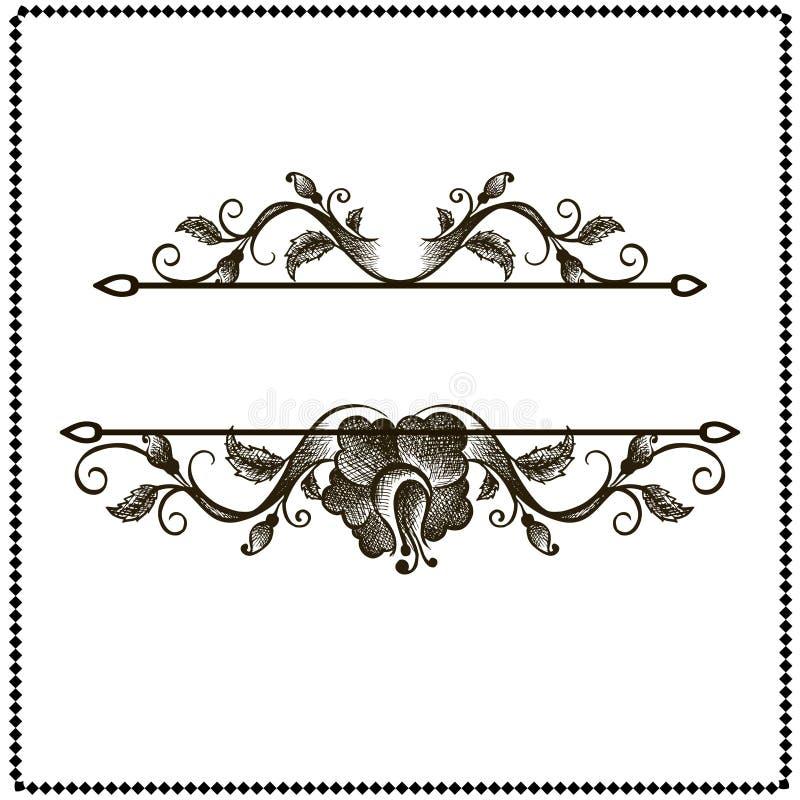Floral frame border stock vector illustration of card 73920155 download floral frame border stock vector illustration of card 73920155 stopboris Gallery