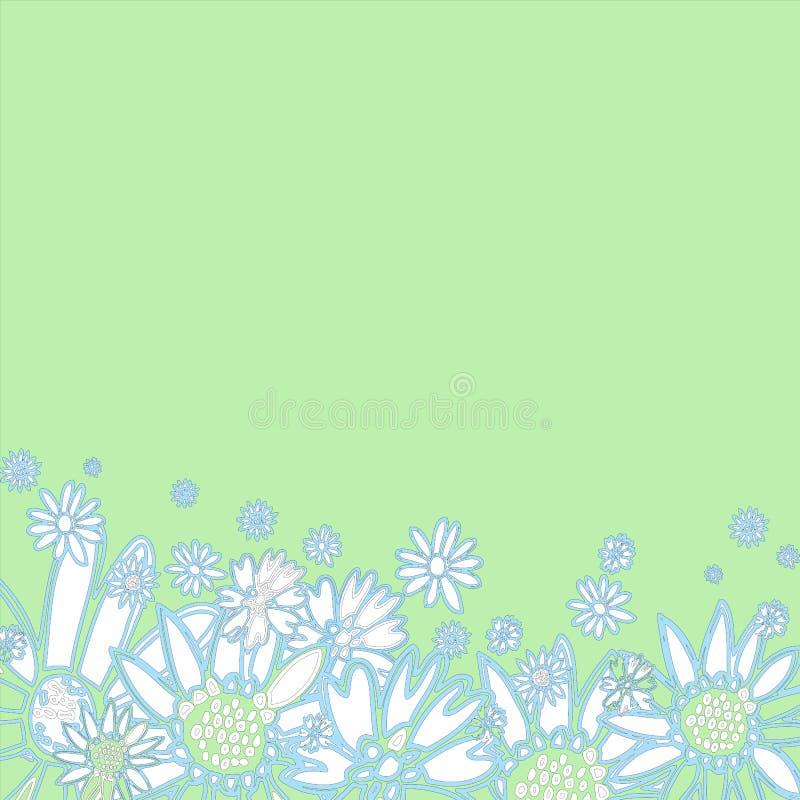 Download Floral Freshness stock illustration. Image of design, illustration - 7195705