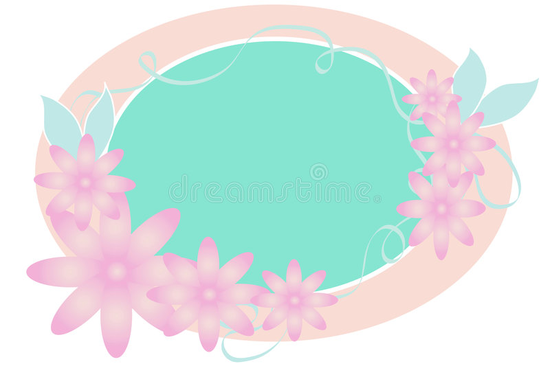 Download Floral Graphic Royalty Free Stock Photo - Image: 1410435