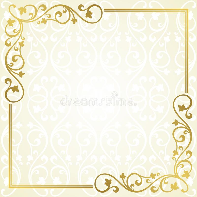 Floral invitation card stock vector illustration of decorative download floral invitation card stock vector illustration of decorative 36031180 stopboris Images