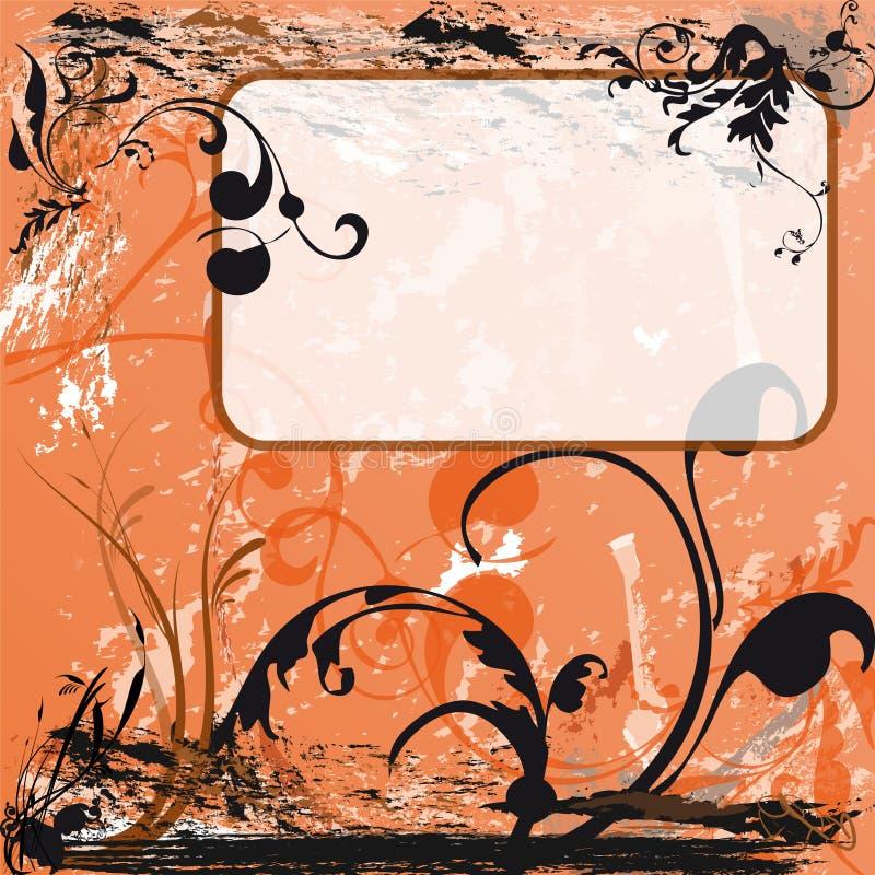 Download Floral invite stock illustration. Image of celebrate - 12744301