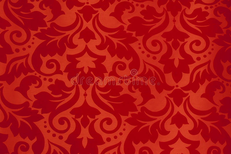 Floral material background