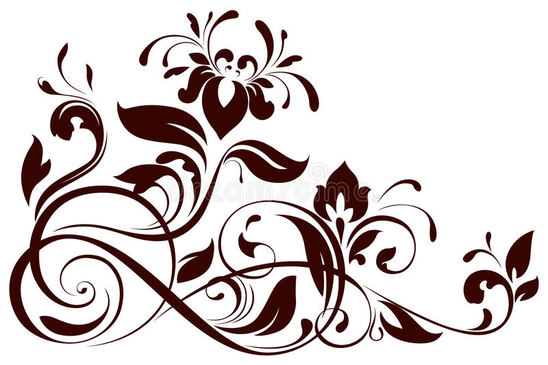 Download Floral Ornament Stock Images - Image: 11170064