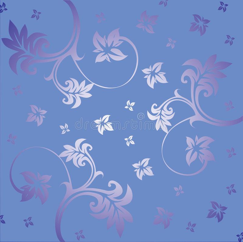 Free Floral Ornament Royalty Free Stock Images - 5492249