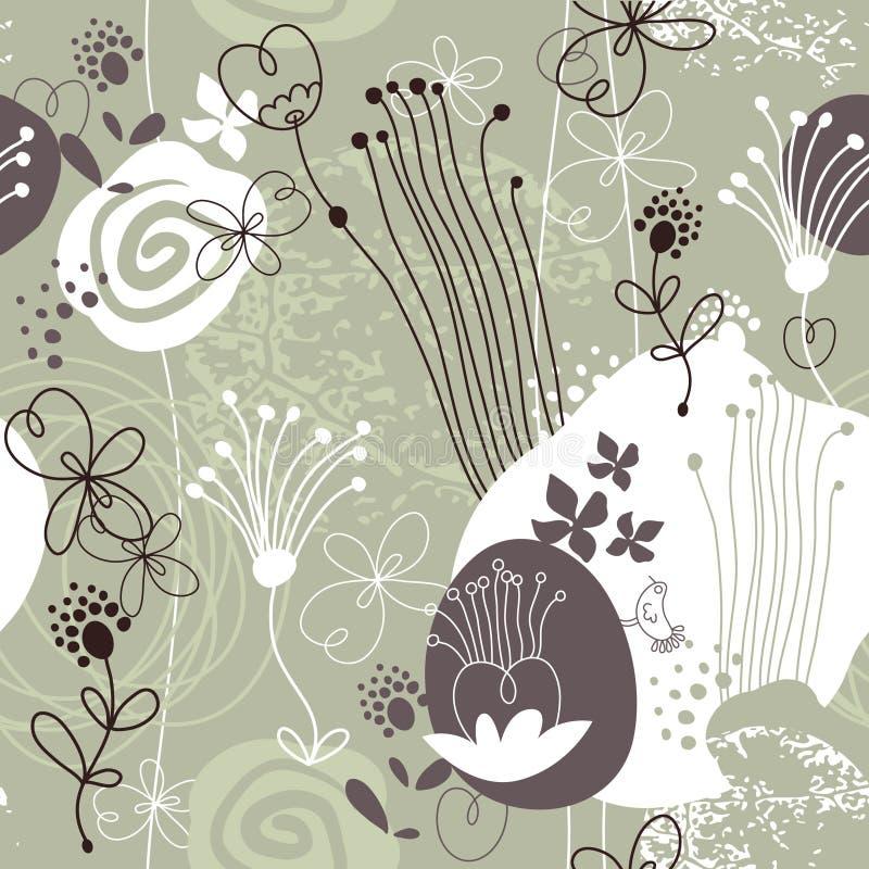 Download Floral pattern stock vector. Illustration of modern, floral - 11371405