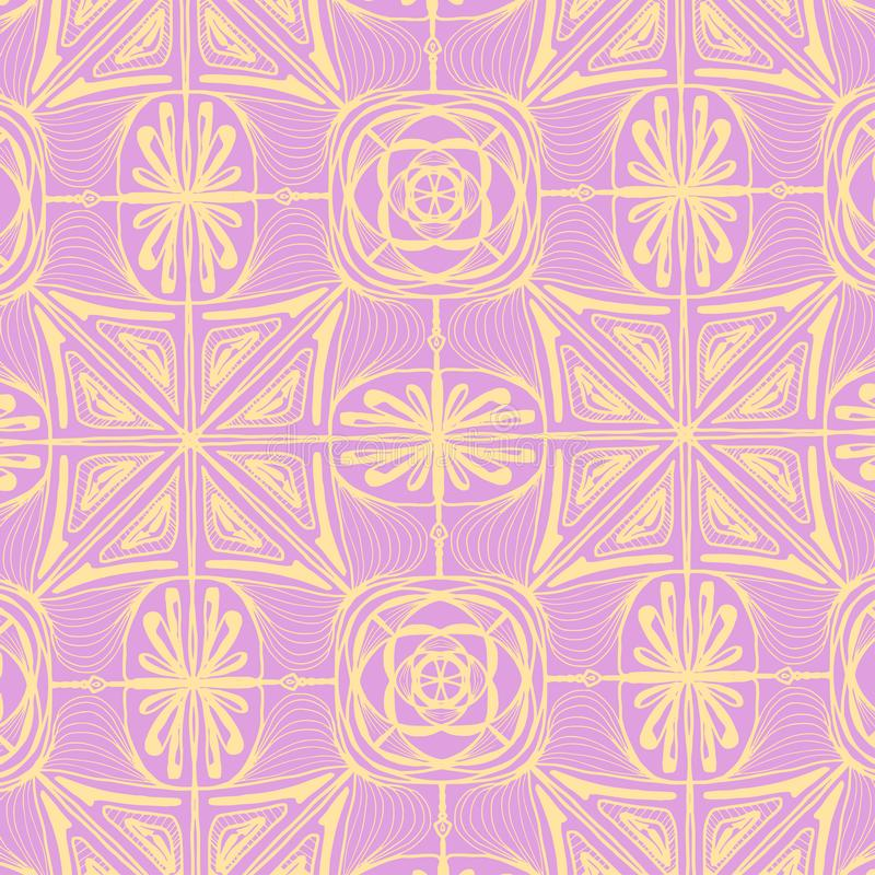Floral Pattern background vector. stock photo
