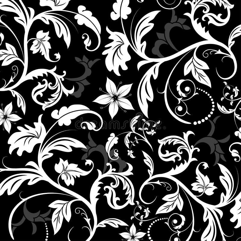 floral pattern vector stock vector illustration of scroll 1999964 rh dreamstime com floral pattern vector free floral pattern vector download