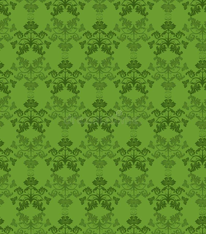 Floral pattern, vector vector illustration