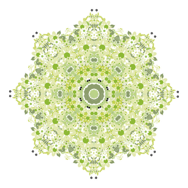 Download Floral Pattern For Your Design, Spring Concept Stock Image - Image: 25164211