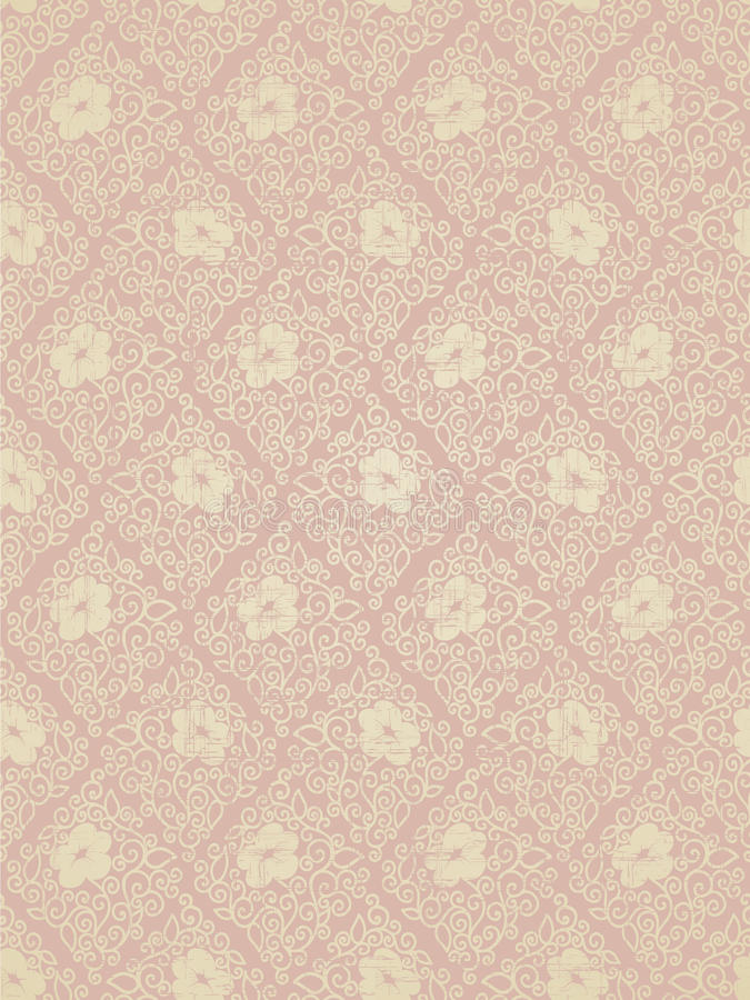 Download Floral Seamless Ornament Royalty Free Stock Photos - Image: 21670718
