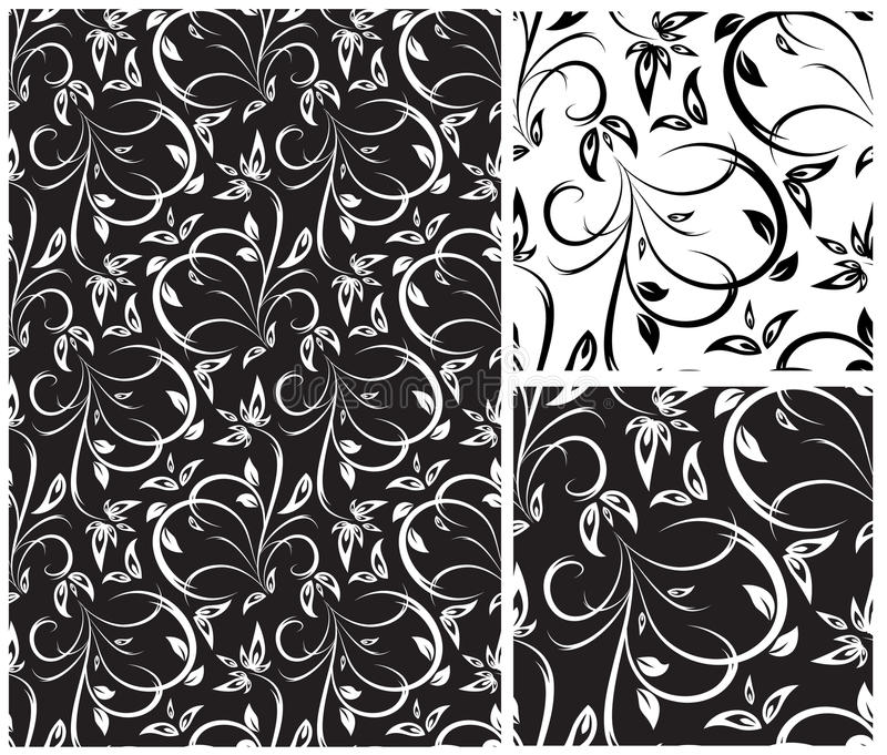 Download Floral seamless pattern stock vector. Image of floral - 13079968