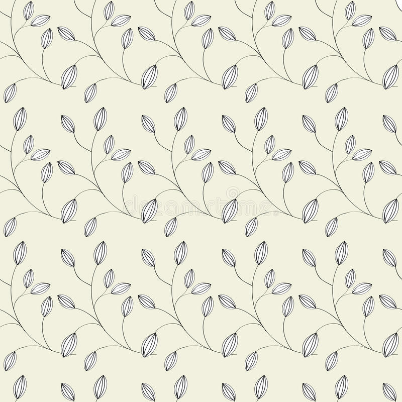 Download Floral Seamless Pattern Royalty Free Stock Image - Image: 13292696