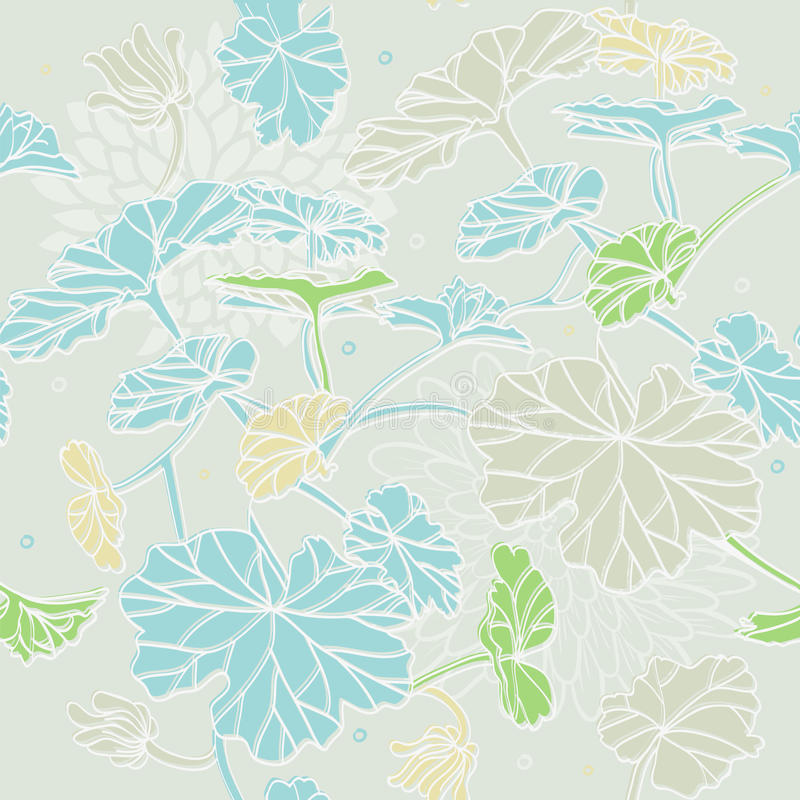 Download Floral seamless pattern stock vector. Illustration of decoration - 27046951