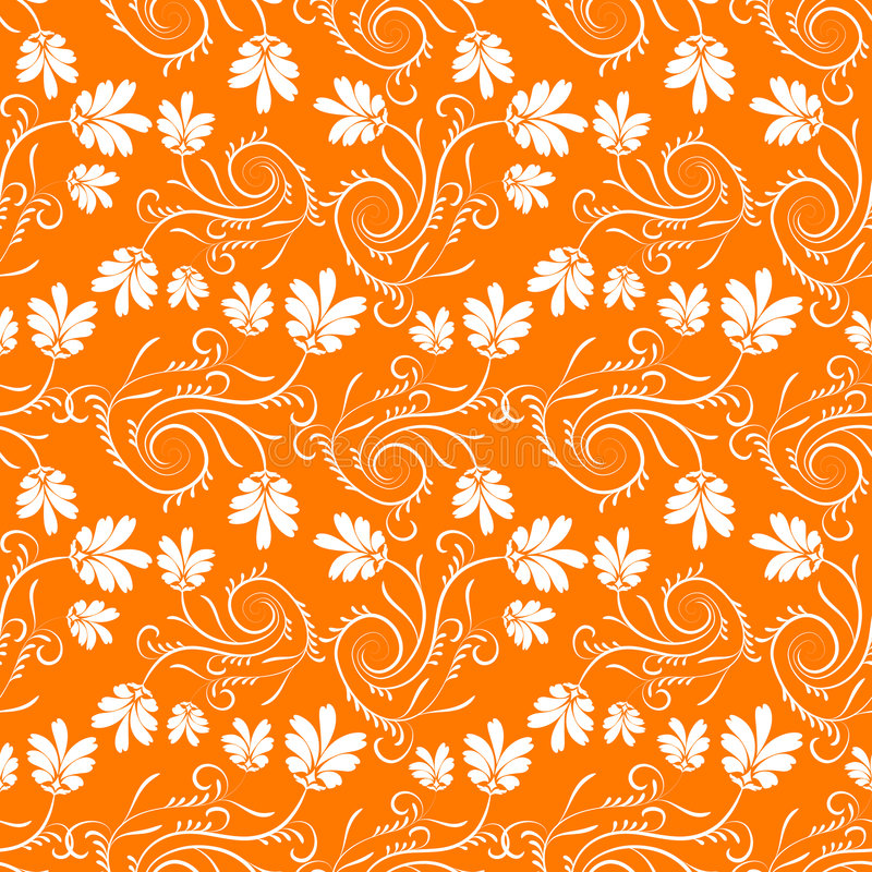 Download Floral seamless pattern stock vector. Image of foliage - 2753970
