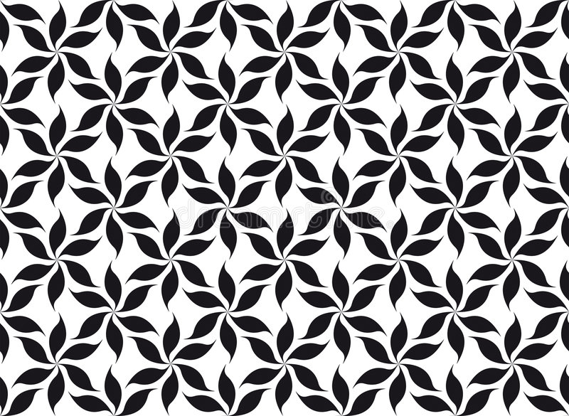 Download Floral seamless pattern stock vector. Illustration of leaves - 8594646