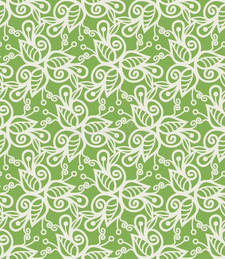 Free Floral Seamless Texture Stock Photo - 28819570