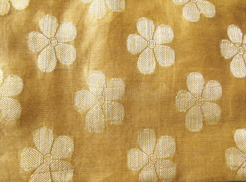 Download Floral silk fabric stock image. Image of unique, outfit - 13665251
