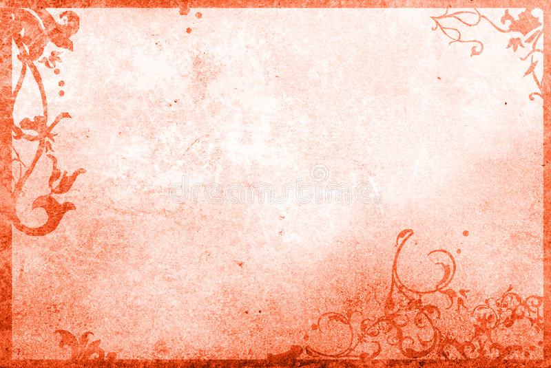 Download Floral Style Old Paper Textures Frame Stock Image - Image: 5553921