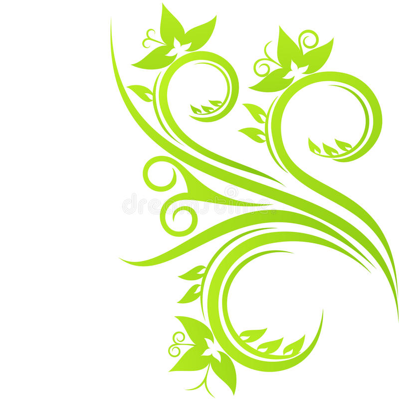 Download Floral Twig Stock Image - Image: 14223381