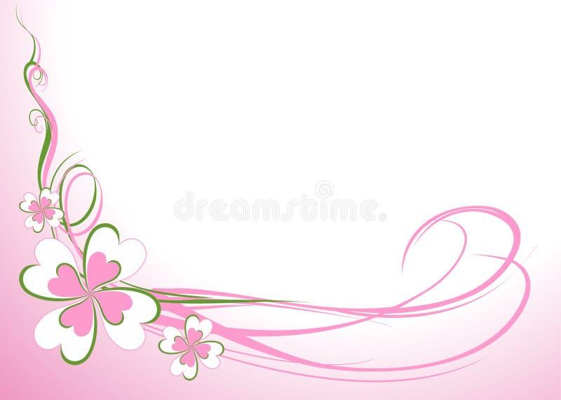 Download Floral vector background stock vector. Image of illustration - 19137042