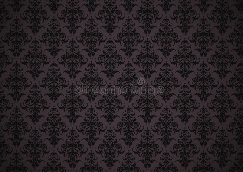 Download Floral wallpaper stock photo. Image of decoration, floral - 17543696