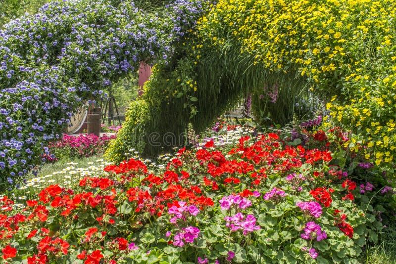 Floralies photo libre de droits