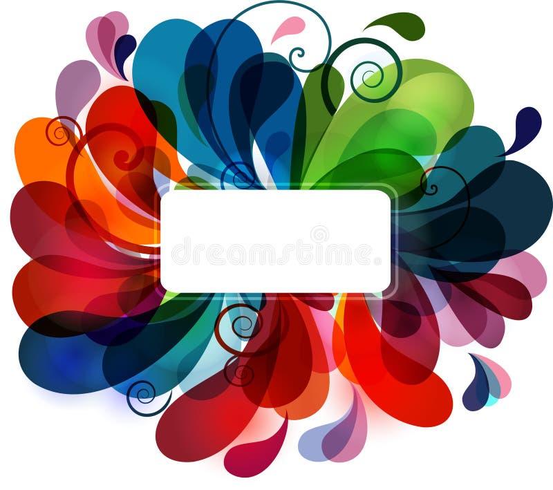 Download FloralPanel stock vector. Illustration of leaf, creative - 23439974
