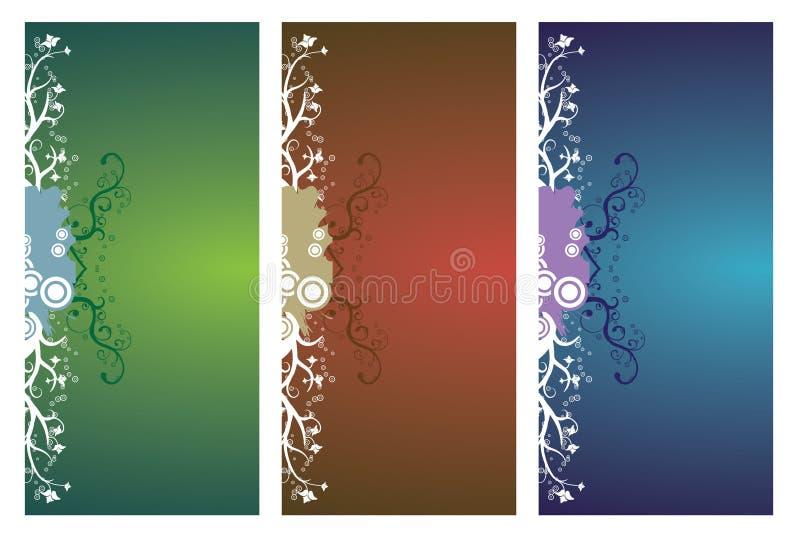 florals διανυσματική απεικόνιση