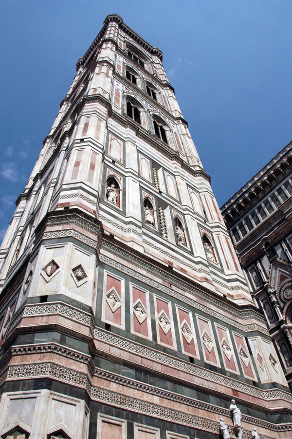 Free Florance Cathedral Belfry Stock Photo - 14078450