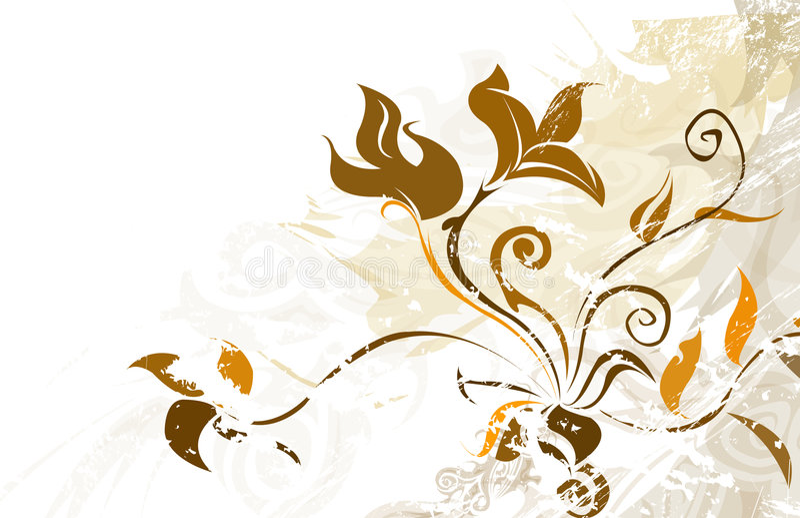 Floreale royalty illustrazione gratis
