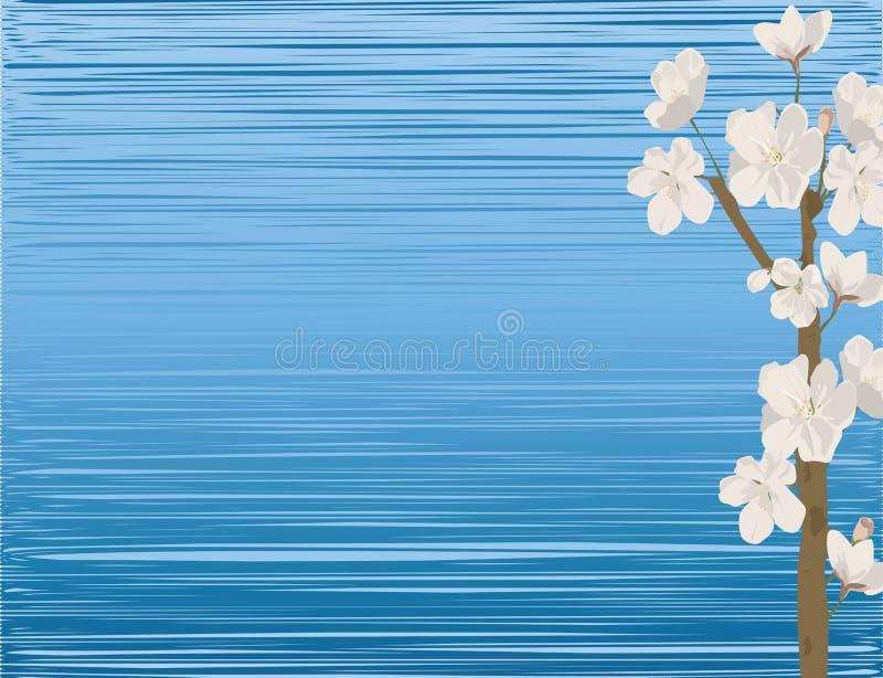 Floreale illustrazione di stock
