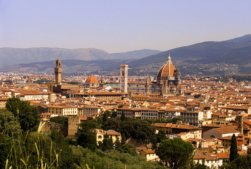 Florença 2 fotos de stock