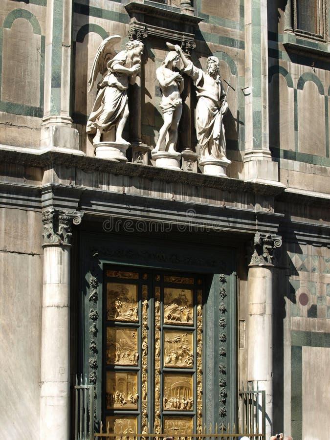 Download Florença - Baptistery imagem de stock. Imagem de igreja - 12808247