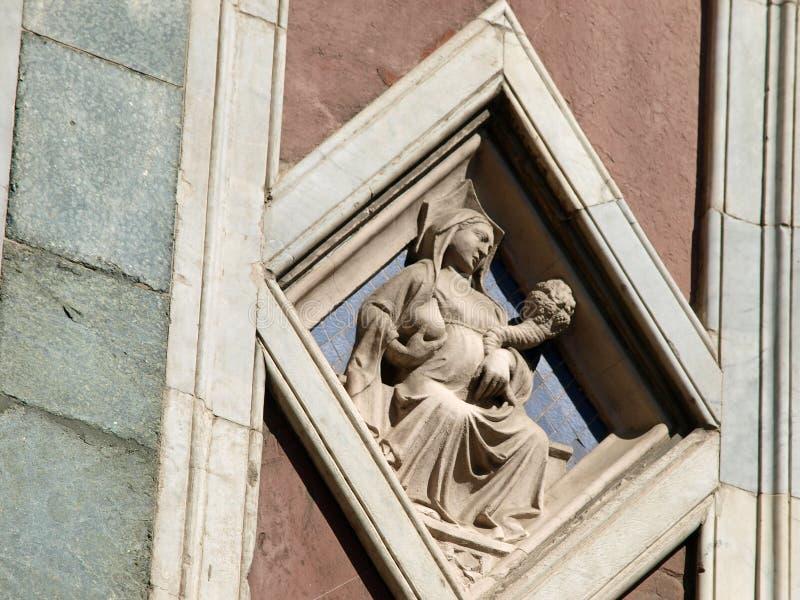 Download Florença - domo foto de stock. Imagem de coluna, detalhado - 12808390