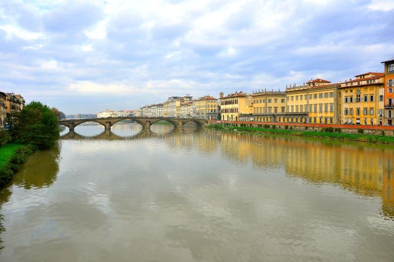 Download Florença, Italy foto de stock. Imagem de paisagem, reflexão - 16853738