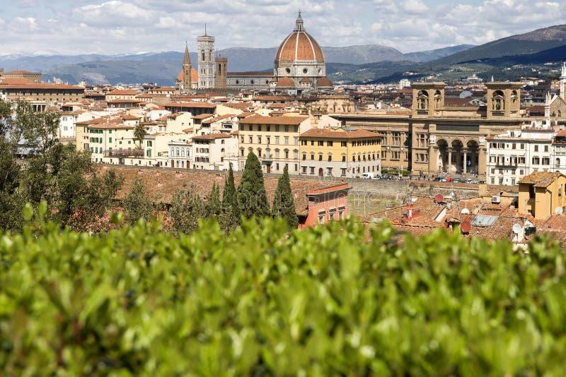 FLORENÇA ITALY fotografia de stock