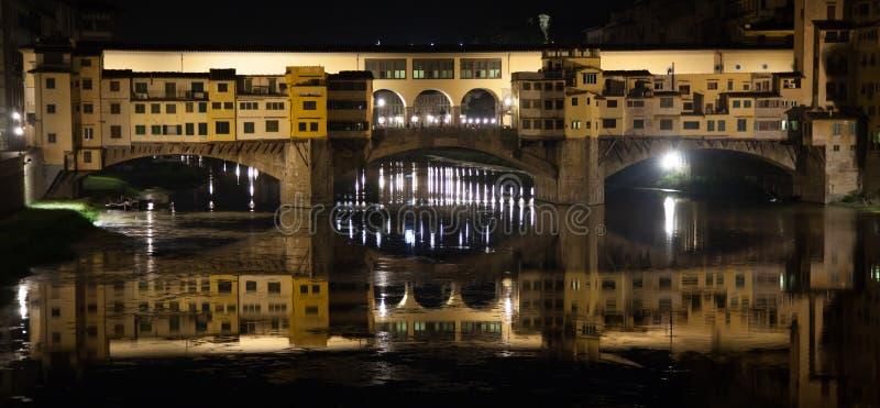 Florença, Ponte Vecchio imagens de stock royalty free