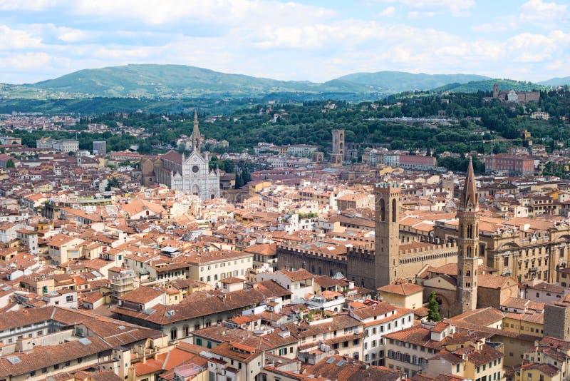 Download Florence Италия стоковое фото. изображение насчитывающей крест - 41651932