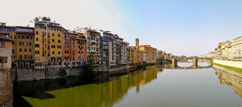 florence расквартировывает реку стоковые фотографии rf
