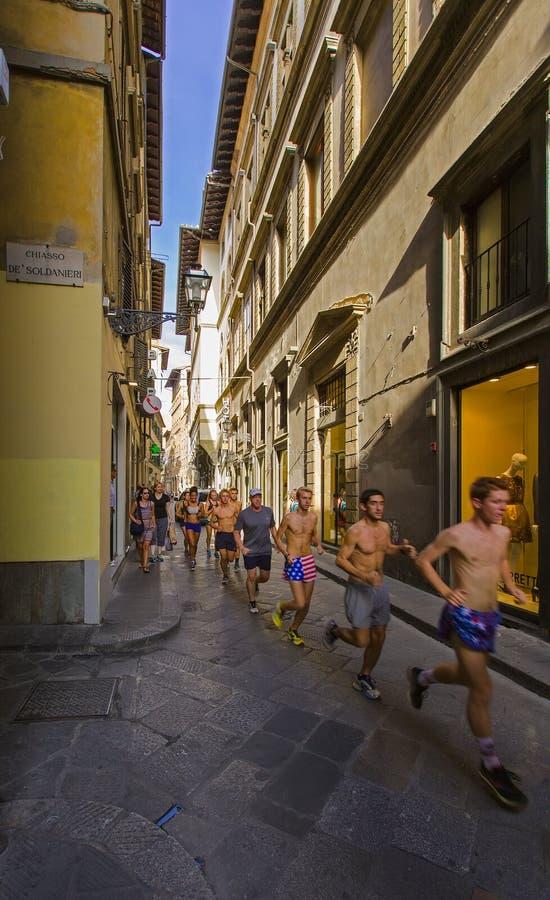 Florence, royaltyfria bilder
