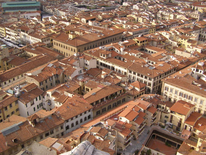 Download Florence stock photo. Image of aerial, stone, architecture - 18876680