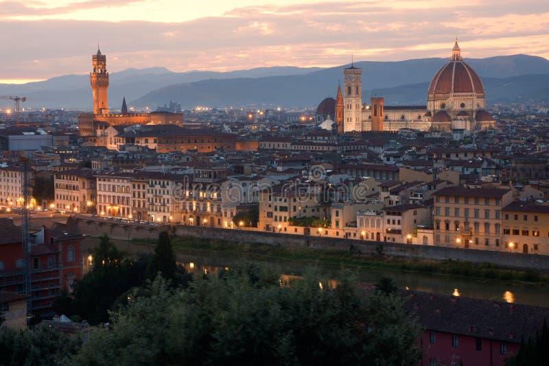 Florence royaltyfri foto