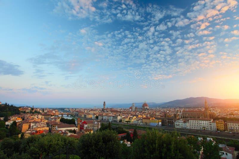 Florence royaltyfria foton