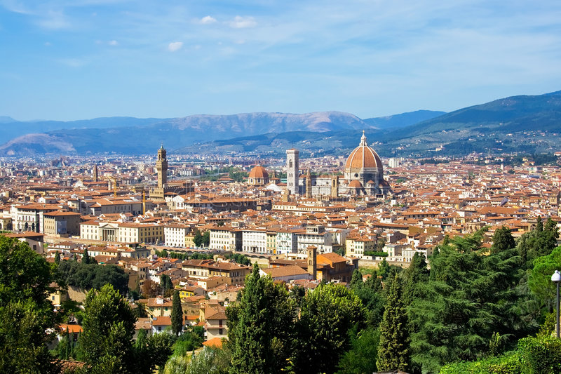 Florence stock afbeeldingen
