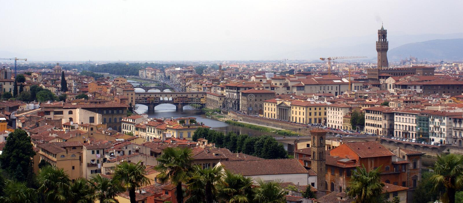 Florence stock afbeelding